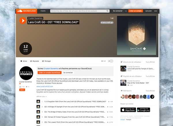 lara croft go ost bo mp3 gratuit 1 - Album Complet du Jeu Lara Croft GO à Télécharger en MP3 (gratuit)