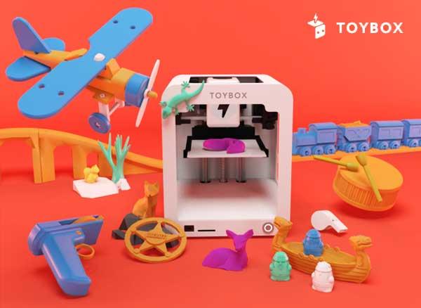 Voici L Imprimante 3d Pour Enfant Qui Fabrique Des Jouets Images Maxiapple Com