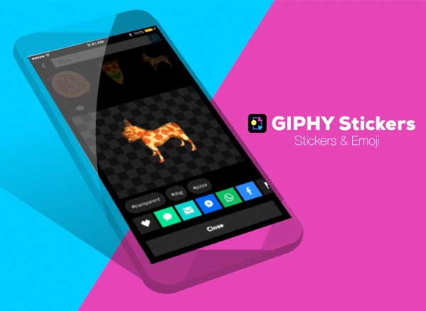 giphy stickers iphone ipad