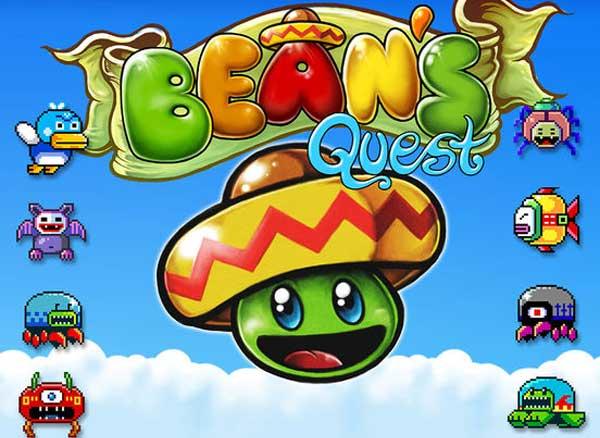 jeu beans quest iphone ipad