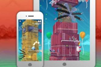 jeu twisty sky iphone ipad gratuit