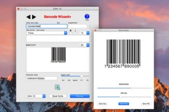 Barcode Wizard Mac