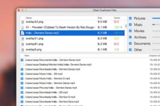 Duplicate File Doctor Mac