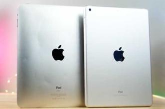 Comparatif iPad