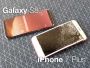 Galaxy S8 Plus vs iPhone 7 Plus Red