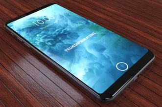 Concept iPhone 8 APN Touch ID