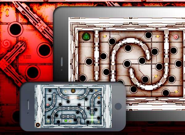 The Labyrinth iPhone iPad