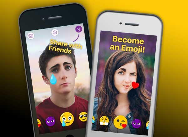 tous des emojis disponible gratuitement pour iphone