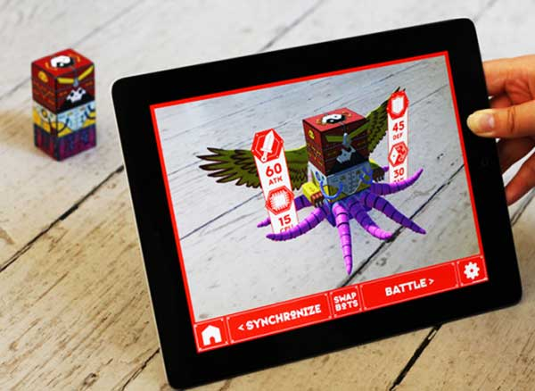 Jouets SwapBots iPhone iPad
