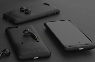 Coque iPhone AirPods Concepts Batterie