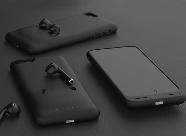 coque chargeur iphone 7 plus