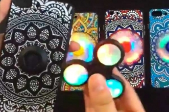 Protection Hand Spinner iPhone