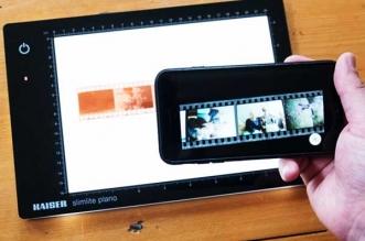 FilmLab iPhone Scanner Negatif
