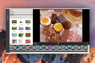 HD Slideshow Maker Mac