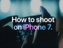 Astuces Photo iPhone Apple