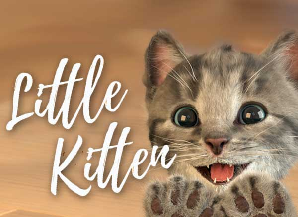 Jeu Little Kitten iPhone iPad