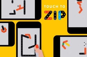 Jeu Zip Zap iPhone iPad