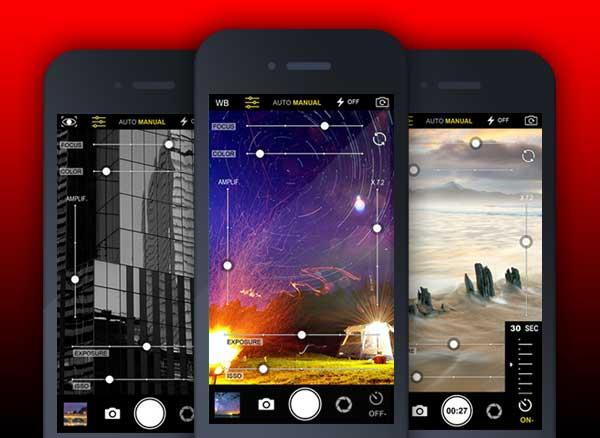 Manual Camera Pro iPhone