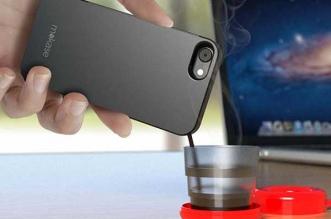 Mokase Protection iPhone Machien Cafe