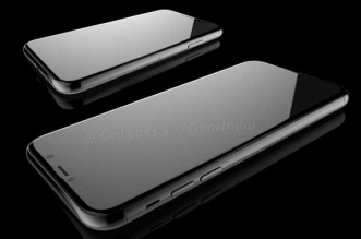 Concept iPhone 8 Leaks