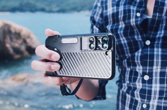 Shiftcam Coque iPhone 7 DSLR