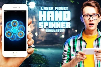Hand Spinners Virtuels iPhone