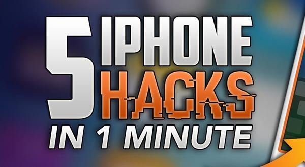 iPhone 7 Astuces Hack iOS 10