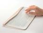 Bastron Clavier Transparent Tactile Verre Mac PC