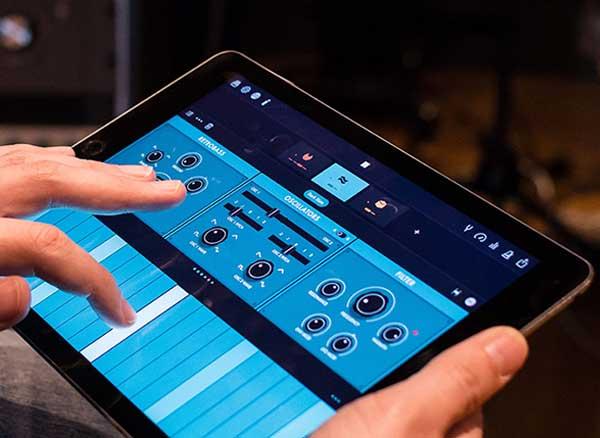 Groovebox iPhone iPad