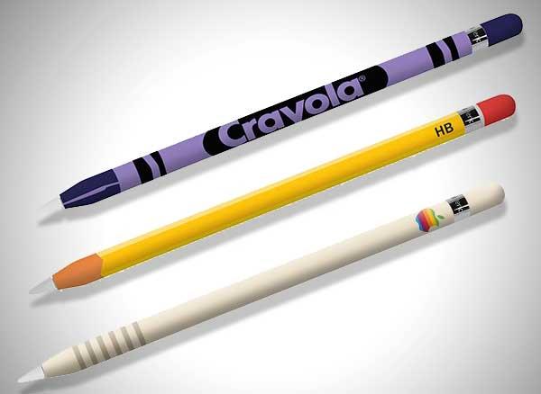 Autocollants Stylet Apple Pencil