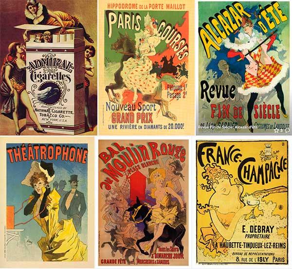 Excellent 200 Affiches Publicitaires HD Anciennes en Téléchargement (gratuit  QX08