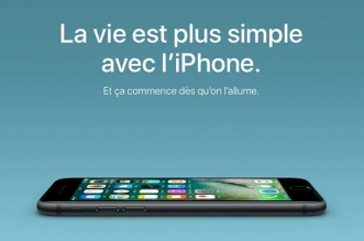 Migration iPhone Android Apple