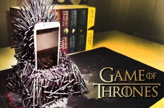 Dock iPhone Game Thrones