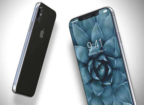 Concept iPhone 8 Pro