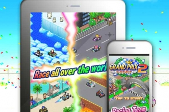 Jeu Grand Prix Story2 iPhone iPad