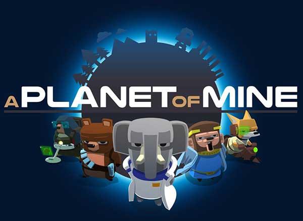 Jeu A Planet of Mine iPhone iPad