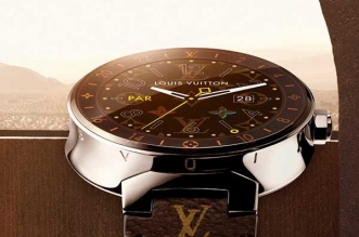 Montre Tambour Horizon Louis Vuitton