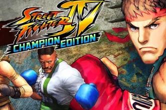 Jeu Street Fighter IV iPhone iPad