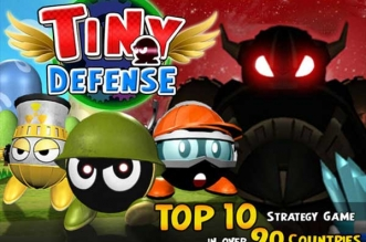 Tiny Defense iPhone iPad Jeu