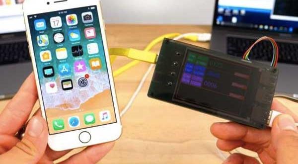 Casser le code des iPhone