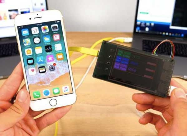 Comment pirater un code d'acès d'iPhone 7
