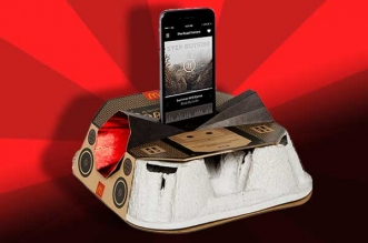 Support Boissons McDo Dock iPhone
