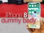 Maquette iPhone 8 Factice