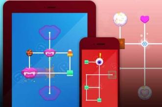 Puzzlepops iPhone iPad