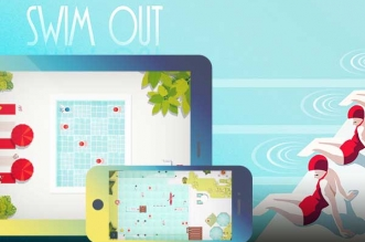 Jeu Swim Out iPhone iPad