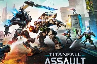 Jeu Titanfall Assault iPhone iPad