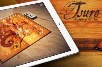 Jeu Tsuro iPhone iPad