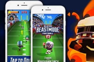 Jeu Blocky Beastmode iPhone iPad
