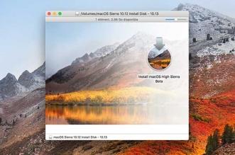 Diskmaker macOS 10.13 High Sierra