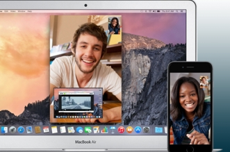 ScreenTime FaceTime Mac